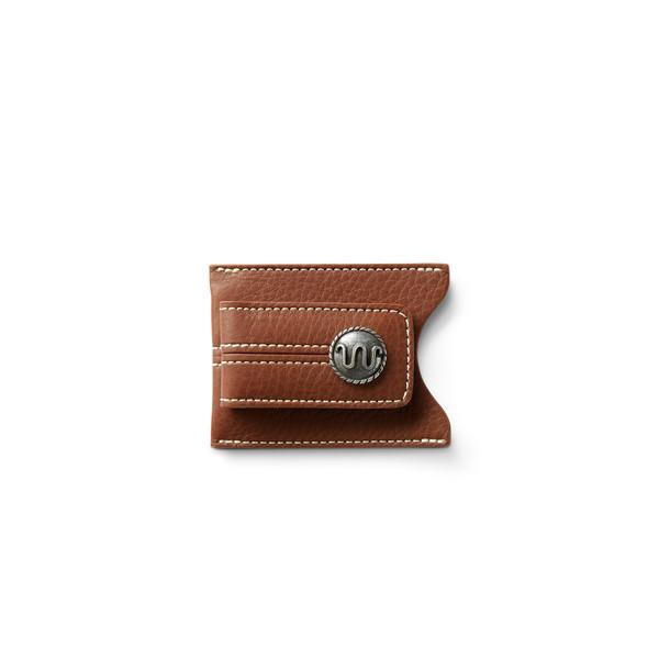Leather Cash Clip